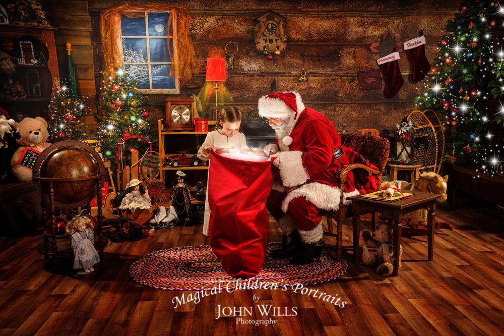 Santa mini sessions guelph